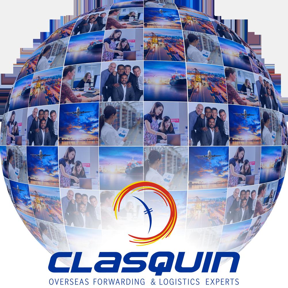 CLASQUIN Globe